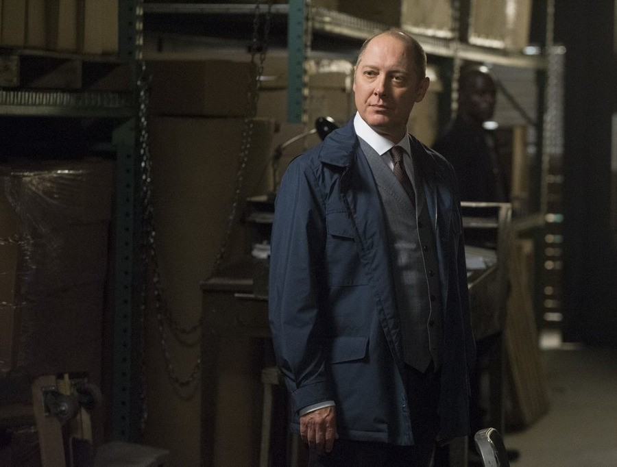 The Blacklist - Season 2 Episode 03: Dr. James Covington