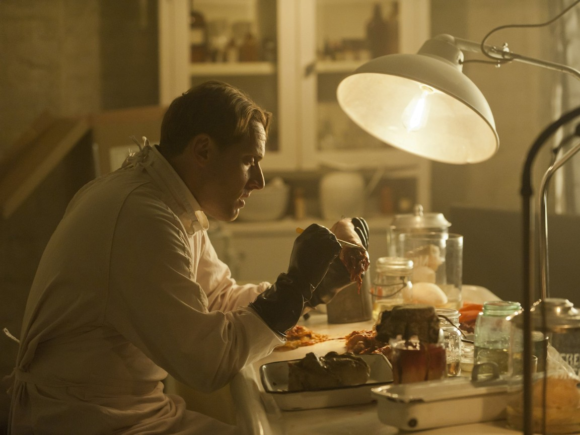 American Horror Story - Season 1 Episode 03 : Murder House