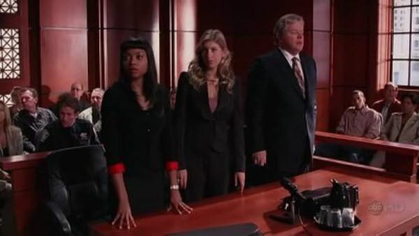 Boston Legal - Season 4 Episode 07: Attack Of The Xenophobes