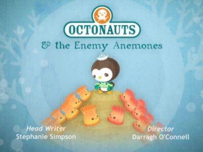 The Octonauts - Season 1 Episode 16: Octonauts and the Enemy Anemones