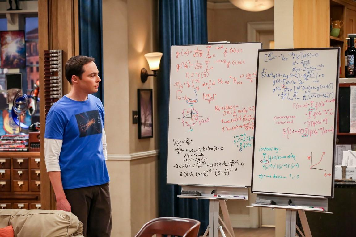 The Big Bang Theory - Season 12 Episode 05: The Planetarium Collision