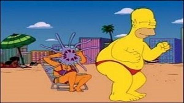 The Simpsons - Season 13 Episode 15: Blame it on Lisa