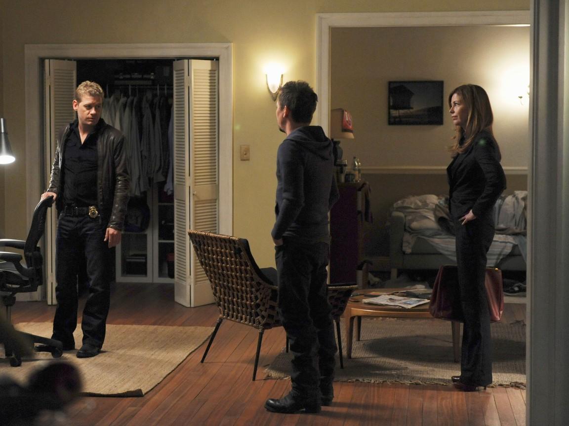 Body of Proof - Season 2 Episode 04: Lazarus Man