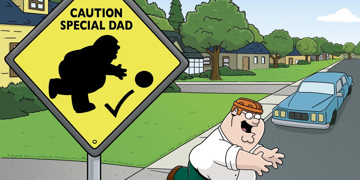 Family Guy - Season 4 Episode 6: Petarded