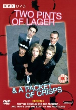 Two Pints of Lager and a Packet of Crisps - Season 8 Episode