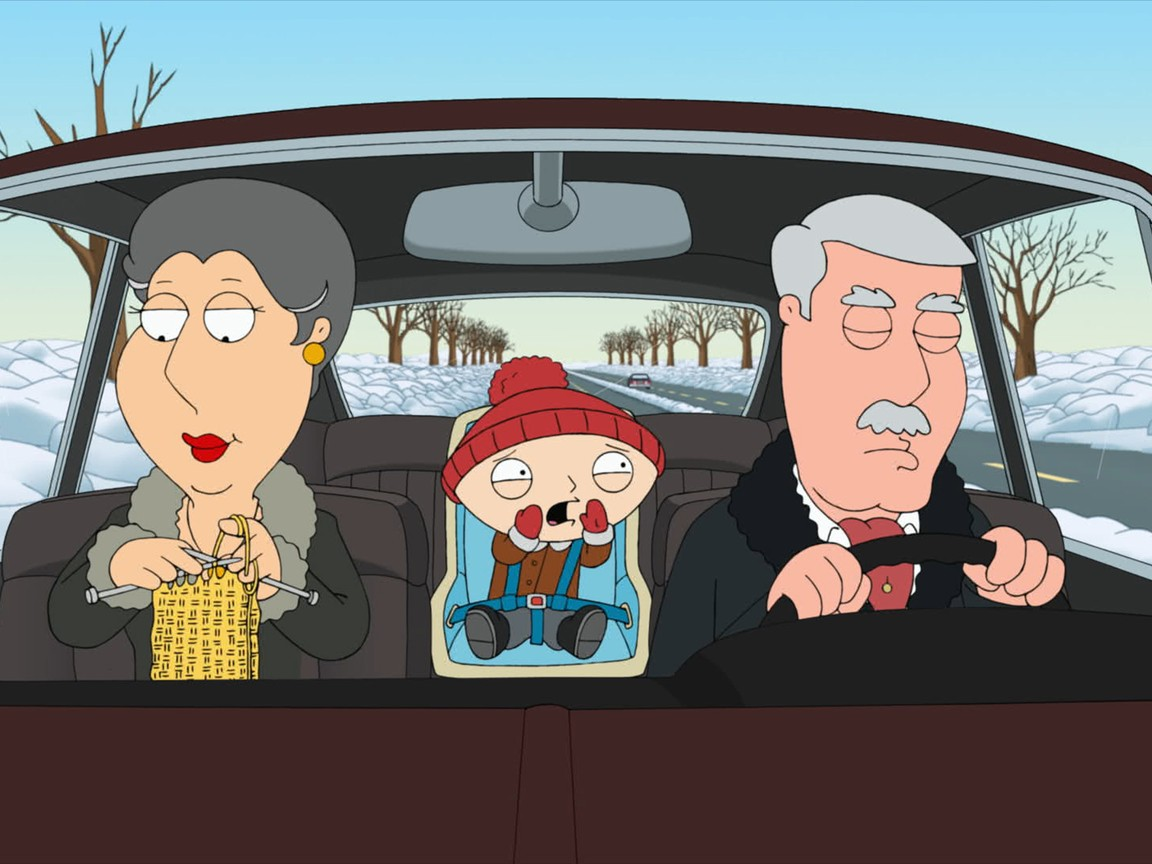 Family Guy - Season 10 Episode 9: Grumpy Old Man