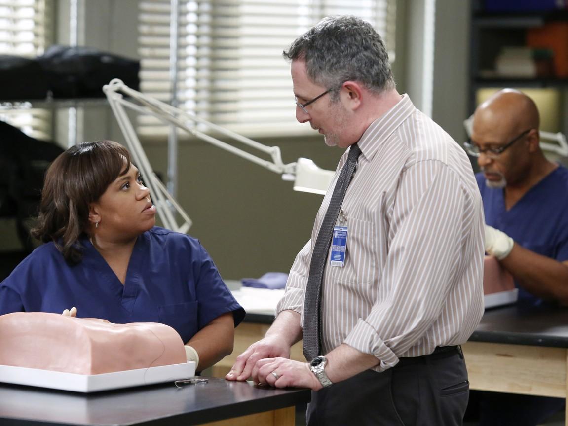 Greys Anatomy - Season 9 Episode 13: Bad Blood