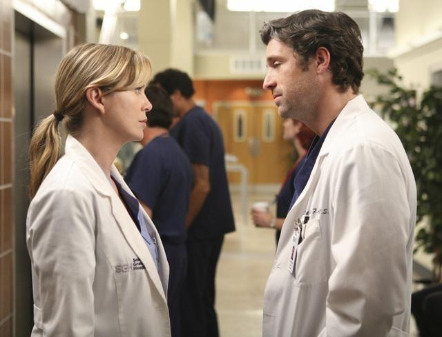 Grey's Anatomy - Season 5 Episode 03: Here Comes the Flood
