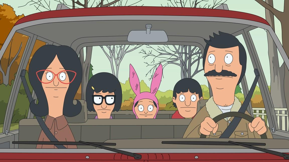 Bob's Burgers - Season 6 Episode 03: Hauntening