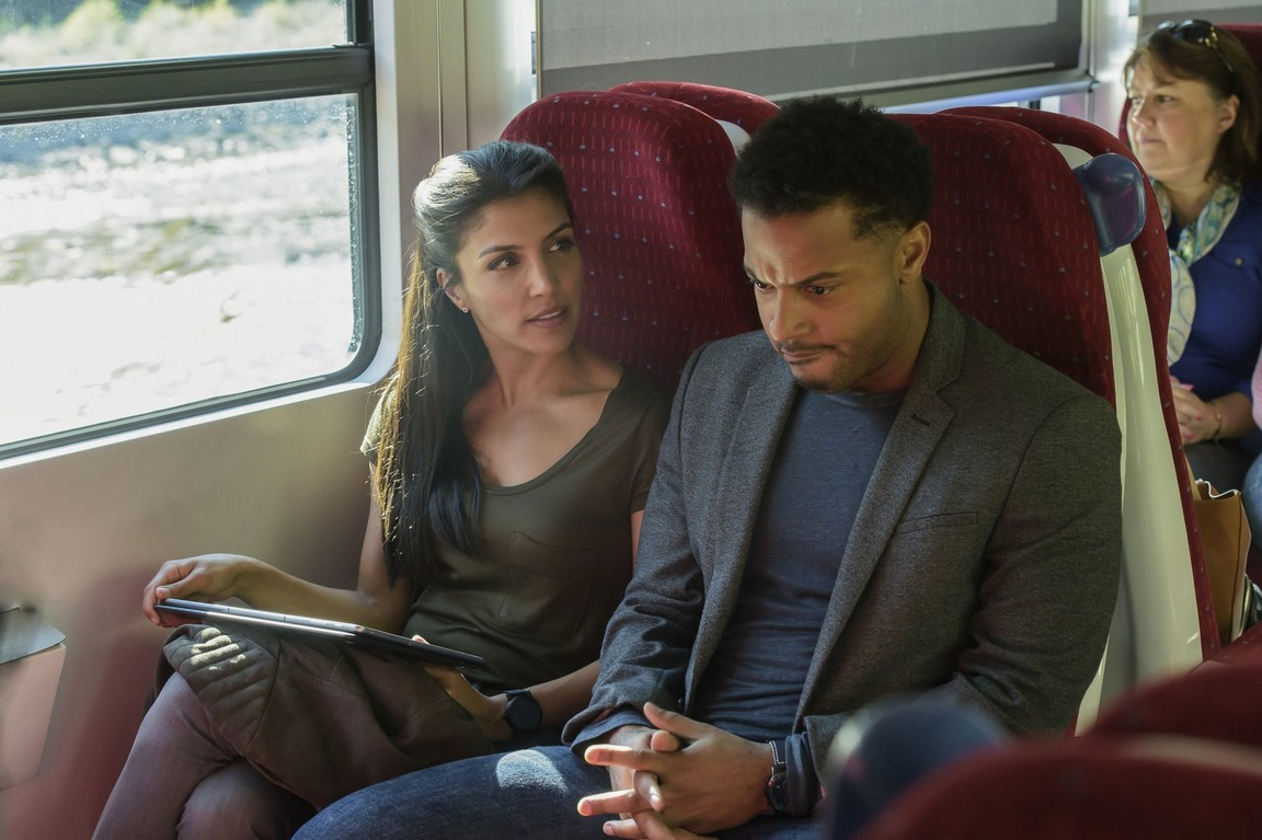 Ransom - Season 1 Episode 09: Girl on a Train