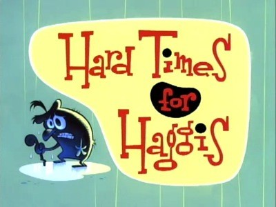 The Ren & Stimpy Show - Season 3 Episode 14: Hard Times for Haggis