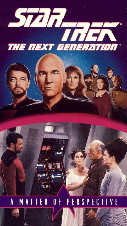 Star Trek: The Next Generation - Season 3 Episode 14: A Matter of Perspective