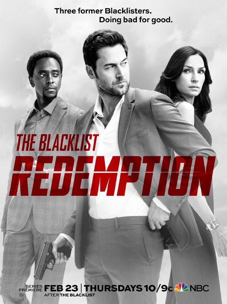 The Blacklist: Redemption - Season 1 Episode 6 Watch in HD