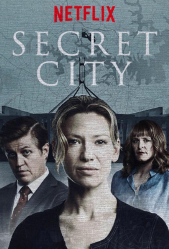 Secret City Staffel 2