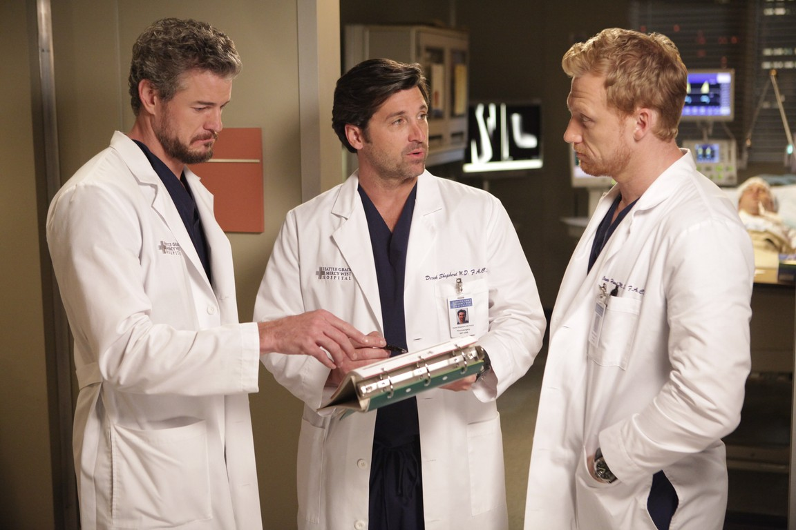 Greys Anatomy - Season 7 Episode 07: That's Me Trying