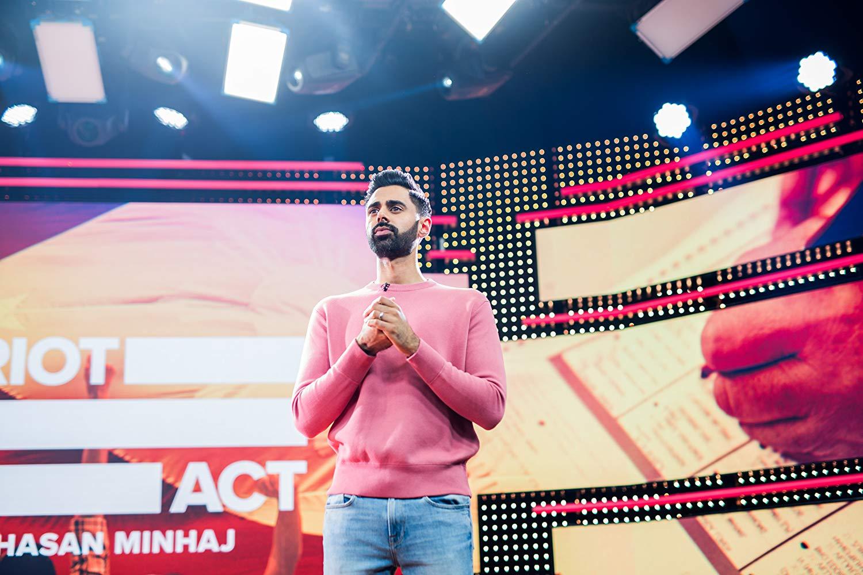 Patriot Act with Hasan Minhaj - Season 3